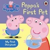 Ladybird Books PEPPA PIG: PEPPA´S FIRST PET MY FIRST STORYBOOK bb cena od 110 Kč