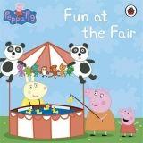 Ladybird Books PEPPA PIG: FUN AT THE FAIR cena od 110 Kč
