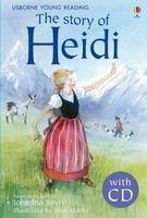 Usborne Publishing USBORNE YOUNG READING LEVEL 2: THE STORY OF HEIDI + AUDIO CD... cena od 173 Kč