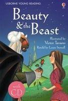 Usborne Publishing USBORNE YOUNG READING LEVEL 2: BEAUTY AND THE BEAST + AUDIO ... cena od 187 Kč