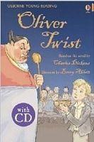 Usborne Publishing Usborne Young Reading Level 3: Oliver Twist with CD - Montef... cena od 170 Kč