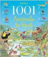 Usborne Publishing 1001 ANIMALS TO SPOT (Usborne 1001 Things to Spot) - BROCKLE... cena od 260 Kč