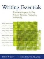 Heinle ELT WRITING ESSENTIALS: Exercises to Improve Spelling, Sentence ... cena od 464 Kč