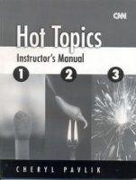 Heinle ELT HOT TOPICS 1-3 INSTRUCTOR´S MANUAL - PAVLIK, Ch. cena od 485 Kč
