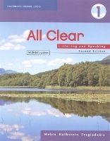 Heinle ELT ALL CLEAR Second Edition 1 STUDENT´S TEXT (International Stu... cena od 450 Kč