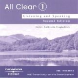 Heinle ELT ALL CLEAR Second Edition 1 STUDENT´S AUDIO CD - FRAGIADAKIS,... cena od 695 Kč