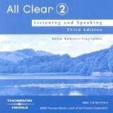 Heinle ELT ALL CLEAR Second Edition 2 STUDENT´S AUDIO CD - FRAGIADAKIS,... cena od 678 Kč