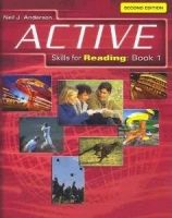 Heinle ELT ACTIVE SKILLS FOR READING Second Edition 1 STUDENT´S BOOK - ... cena od 638 Kč