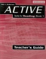 Heinle ELT ACTIVE SKILLS FOR READING Second Edition 1 TEACHER´S GUIDE -... cena od 602 Kč
