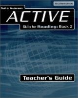 Heinle ELT ACTIVE SKILLS FOR READING Second Edition 2 TEACHER´S GUIDE -... cena od 602 Kč