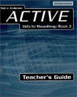 Heinle ELT ACTIVE SKILLS FOR READING Second Edition 2 TEACHER´S GUIDE -... cena od 618 Kč