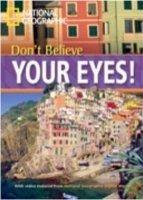 Heinle ELT FOOTPRINT READERS LIBRARY Level 800 - DON´T BELIEVE YOUR EYE... cena od 106 Kč