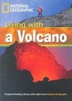 Heinle ELT FOOTPRINT READERS LIBRARY Level 1300 - LIVING WITH A VOLCANO... cena od 106 Kč
