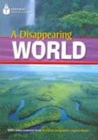 Heinle ELT FOOTPRINT READERS LIBRARY Level 1000 - A DISAPPEARING WORLD ... cena od 86 Kč