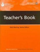 Heinle ELT FOOTPRINT READERS LIBRARY Level 1000 TEACHER´S BOOK - WARING... cena od 189 Kč