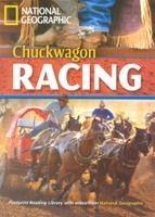 Heinle ELT FOOTPRINT READERS LIBRARY Level 1900 - CHUCKWAGON RACING + M... cena od 151 Kč