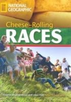 Heinle ELT FOOTPRINT READERS LIBRARY Level 1000 - CHEESE-ROLLING RACES ... cena od 151 Kč