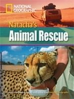 Heinle ELT FOOTPRINT READERS LIBRARY Level 3000 - NATACHA´S ANIMAL RESC... cena od 154 Kč