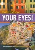 Heinle ELT FOOTPRINT READERS LIBRARY Level 800 - DON´T BELIEVE YOUR EYE... cena od 151 Kč
