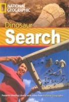 Heinle ELT FOOTPRINT READERS LIBRARY Level 1000 - DINOSAUR SEARCH + Mul... cena od 154 Kč