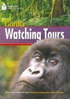 Heinle ELT FOOTPRINT READERS LIBRARY Level 1000 - GORILLA WATCHING TOUR... cena od 154 Kč