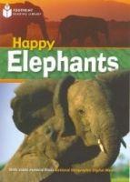 Heinle ELT FOOTPRINT READERS LIBRARY Level 800 - HAPPY ELEPHANTS + Mult... cena od 151 Kč