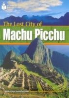 Heinle ELT FOOTPRINT READERS LIBRARY Level 800 - THE LOST CITY OF MACHU... cena od 157 Kč