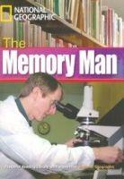 Heinle ELT FOOTPRINT READERS LIBRARY Level 1000 - THE MEMORY MAN + Mult... cena od 157 Kč