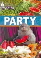 Heinle ELT FOOTPRINT READERS LIBRARY Level 800 - MONKEY PARTY + MultiDV... cena od 151 Kč