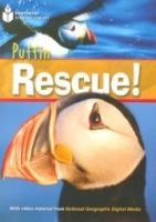 Heinle ELT FOOTPRINT READERS LIBRARY Level 1000 - PUFFIN RESCUE! + Mult... cena od 151 Kč