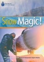 Heinle ELT FOOTPRINT READERS LIBRARY Level 800 - SNOW MAGIC! + MultiDVD... cena od 157 Kč