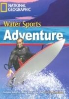 Heinle ELT FOOTPRINT READERS LIBRARY Level 1000 - WATER SPORTS ADVENTUR... cena od 151 Kč