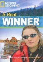 Heinle ELT FOOTPRINT READERS LIBRARY Level 1300 - A REAL WINNER + Multi... cena od 154 Kč