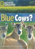 Heinle ELT FOOTPRINT READERS LIBRARY Level 1600 - BLUE COWS? + MultiDVD... cena od 151 Kč