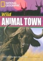 Heinle ELT FOOTPRINT READERS LIBRARY Level 1600 - WILD ANIMAL TOWN + Mu... cena od 154 Kč