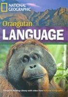 Heinle ELT FOOTPRINT READERS LIBRARY Level 1600 - ORANGUTAN LANGUAGE + ... cena od 157 Kč