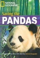 Heinle ELT FOOTPRINT READERS LIBRARY Level 1600 - SAVING THE PANDAS + M... cena od 157 Kč
