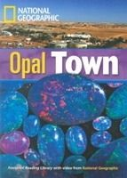 Heinle ELT FOOTPRINT READERS LIBRARY Level 1900 - OPAL TOWN + MultiDVD ... cena od 157 Kč
