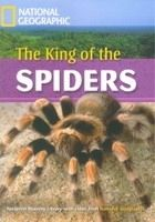 Heinle ELT FOOTPRINT READERS LIBRARY Level 2600 - THE KING OF THE SPIDE... cena od 151 Kč