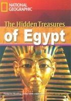 Heinle ELT FOOTPRINT READERS LIBRARY Level 2600 - EGYPT HIDDEN TREASURE... cena od 154 Kč