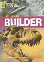 Heinle ELT FOOTPRINT READERS LIBRARY Level 2600 - DINOSAUR BUILDER + Mu... cena od 113 Kč
