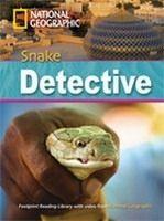 Heinle ELT FOOTPRINT READERS LIBRARY Level 2600 - SNAKE DETECTIVE + Mul... cena od 151 Kč