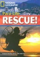 Heinle ELT FOOTPRINT READERS LIBRARY Level 1900 - PARA-LIFE RESCUE! + M... cena od 154 Kč