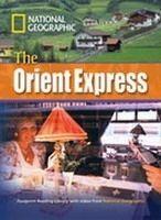 Heinle ELT FOOTPRINT READERS LIBRARY Level 3000 - THE ORIENT EXPRESS + ... cena od 0 Kč