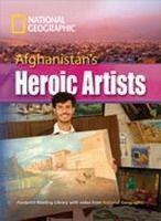 Heinle ELT FOOTPRINT READERS LIBRARY Level 3000 - AFGHANISTAN´S HEROIC ... cena od 151 Kč