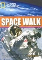 Heinle ELT FOOTPRINT READERS LIBRARY Level 2600 - SPACEWALK + MultiDVD ... cena od 151 Kč