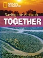 Heinle ELT FOOTPRINT READERS LIBRARY Level 2600 - SAVING THE AMAZON TOG... cena od 150 Kč
