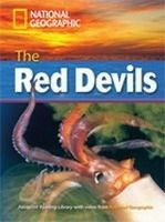 Heinle ELT FOOTPRINT READERS LIBRARY Level 3000 - THE RED DEVILS + Mult... cena od 151 Kč