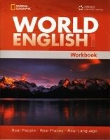 Heinle ELT WORLD ENGLISH 1 WORKBOOK - CHASE, R. T., JOHANNSEN, K. L., M... cena od 199 Kč