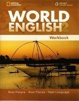 Heinle ELT WORLD ENGLISH 2 WORKBOOK - CHASE, R. T., JOHANNSEN, K. L., M... cena od 276 Kč